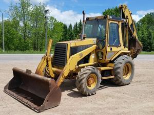 Download Caterpillar 416F BACKHOE LOADER KSF Service  Repair Manual | eBooks | Automotive