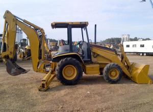 Download Caterpillar 420D BACKHOE LOADER BMC Service and Repair Manual | eBooks | Automotive