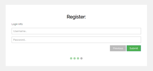 First Additional product image for - Html Css Multilevel Forms