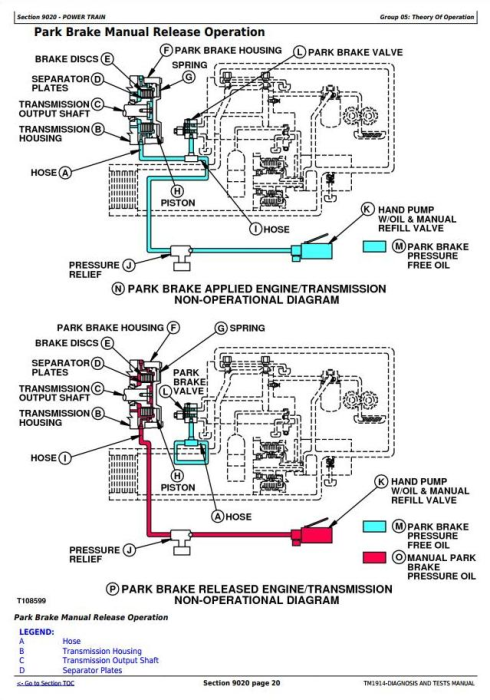 Fourth Additional product image for - John Deere 670C, 670CH, 672CH, 770C, 770CH, 772CH  Series II Motor Grader Diagnostic Manual (TM1914)