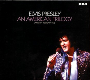 american triology (inspired by elvis presley) vocal lead and satb choir pack only.