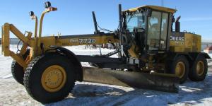 John Deere 670D, 672D, 770D, 772D, 870D, 872D Motor Grader Service Repair Technical Manual (TM2256)   Documents and Forms   Manuals