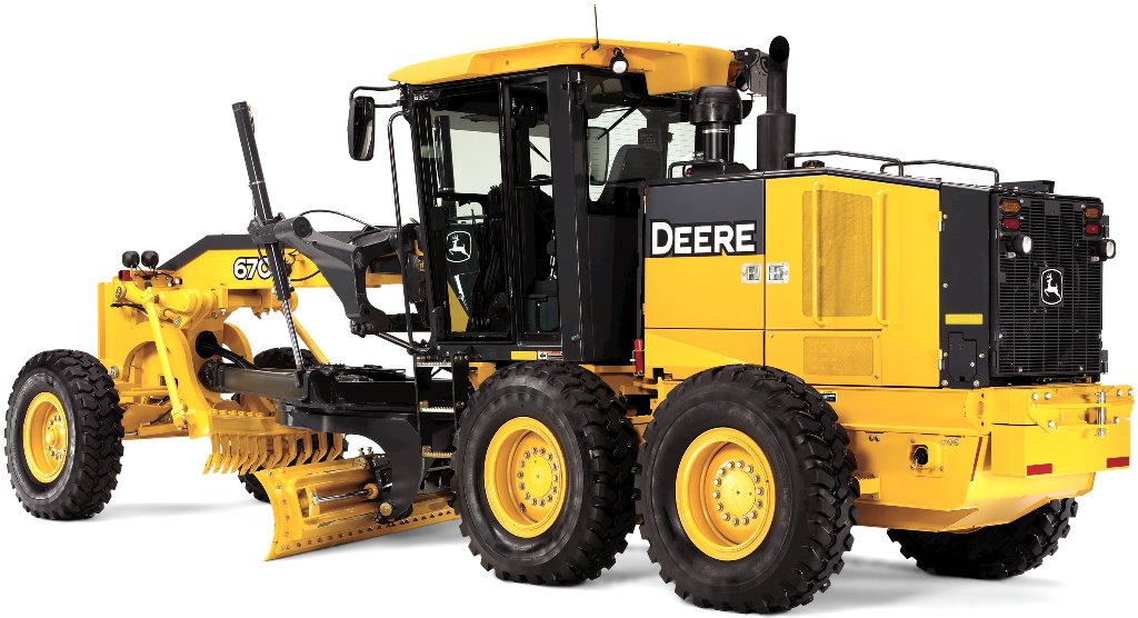 john deere 670g 670gp 672g 672gp sn 656729 motor. Black Bedroom Furniture Sets. Home Design Ideas