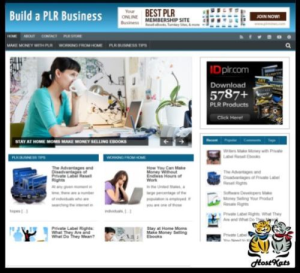 plr business site