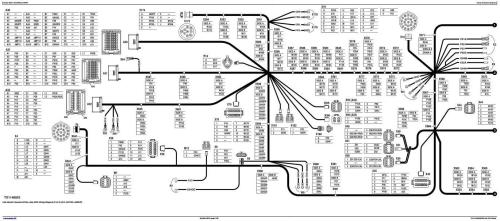 Second Additional product image for - John Deere 770G,770GP, 772G,772GP (SN.634380-656507) Motor Grader Diagnostic Service Manual(TM12139)