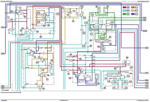 Fourth Additional product image for - John Deere 770G,770GP, 772G,772GP (SN.634380-656507) Motor Grader Diagnostic Service Manual(TM12139)