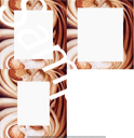 Fantasy 1. Frames for cardmaking and scrapbooking. 5 x A4 sheets in PNG. | Crafting | Paper Crafting | Other
