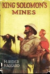 King Solomon's Mines | eBooks | Classics