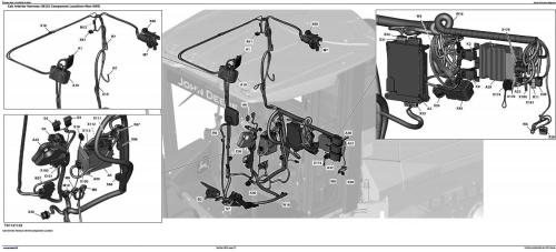 Third Additional product image for - John Deere 770G, 770GP, 772G, 772GP(SN.F656526-678817) Grader Diagnostic Service Manual (TM13026X19)