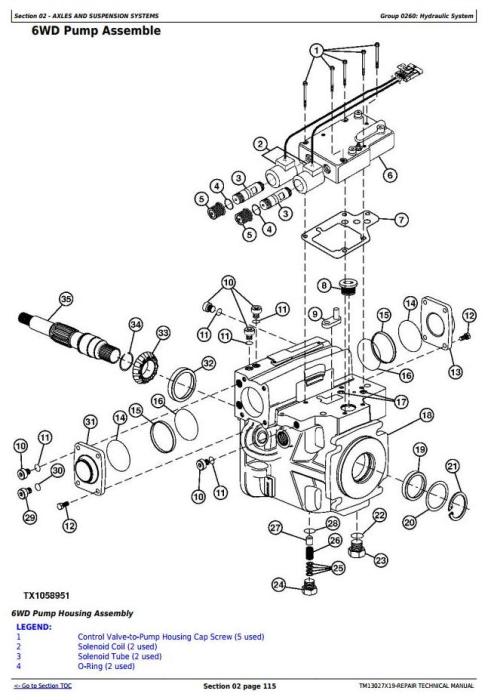 Fourth Additional product image for - John Deere 770G,770GP, 772G,772GP (SN.F656526-678817)Motor Grader Service Repair Manual (TM13027X19)