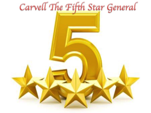 Carvell The Fifth Star General | Music | Rap and Hip-Hop