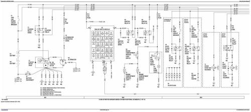 Second Additional product image for - John Deere 870G, 870GP, 872G, 872GP (SN.-634753)Motor Grader Diagnostic&Test Service Manual(TM11208)