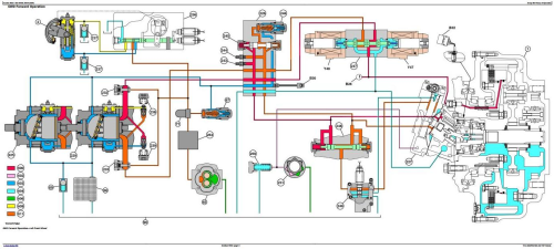 Third Additional product image for - John Deere 870G, 870GP, 872G, 872GP (SN.-634753)Motor Grader Diagnostic&Test Service Manual(TM11208)