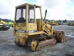 Download Caterpillar 931C II TRACK LOADER 9AG Service Repair Manual | eBooks | Automotive
