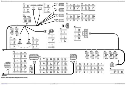 Second Additional product image for - John Deere 870G,870GP, 872G,872GP (SN.634754-656507) Motor Grader Diagnostic Service Manual(TM12144)