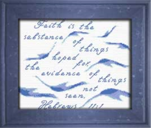 First Additional product image for - Faith Hebrews 11:10 - Chart