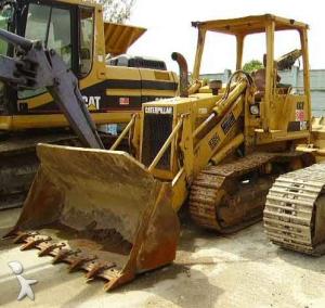 Download Caterpillar 935C II TRACK LOADER 5DJ Service Repair Manual | eBooks | Automotive