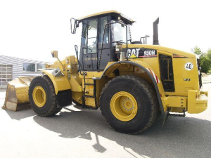 Download Caterpillar 950H WHEEL LOADER JAD Service Repair Manual | eBooks | Automotive