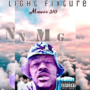 special light fixture- n.m.g/mavis 310 album