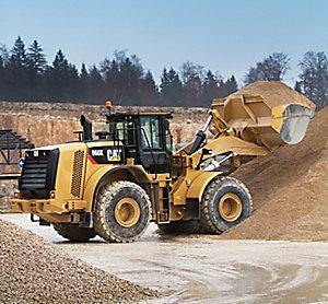 Download Caterpillar 966K WHEEL LOADER PBG Service Repair Manual | eBooks | Automotive