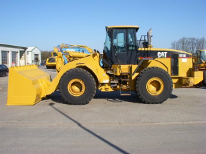 Download Caterpillar 972G II WHEEL LOADER AXN Service Repair Manual | eBooks | Automotive