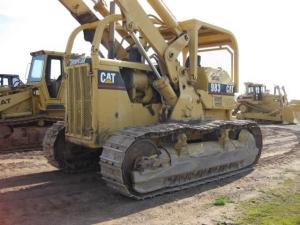 Download Caterpillar 983 TRACK LOADER 38K Service Repair Manual   eBooks   Automotive
