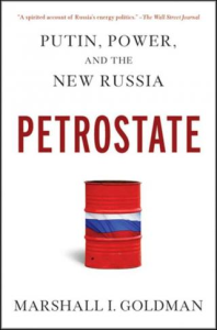 petrostate: putin, power, and the new russia