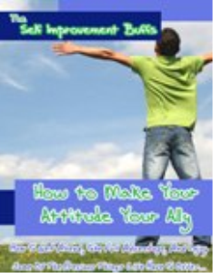 How to Make Your Attitude Your Ally | eBooks | Self Help