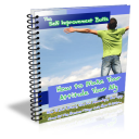 5 Self Improvement Books with Resale Rights | eBooks | Self Help