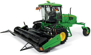 John Deere W150 Self-Propelled Hay&Forage Windrower Diagnostic & Repair Technical Manual (TM122219) | Documents and Forms | Manuals
