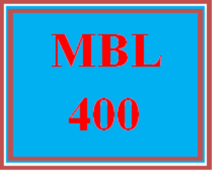 MBL 400 Week 5 Building an App: Part 3: Test Plan   eBooks   Education