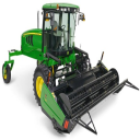 John Deere W155 Self-Propelled Hay&Forage Windrowers Diagnostic & Repair Technical Manual (TM137819) | Documents and Forms | Manuals