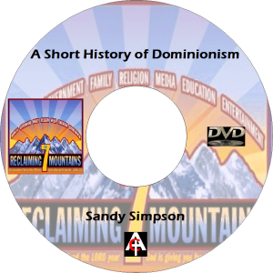 a short history of dominionism (mp3)