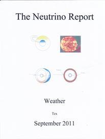 The Neutrino Report - Weather | eBooks | Science
