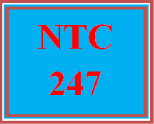 NTC 247 Week 1 Individual: Network Administration Principles | eBooks | Education