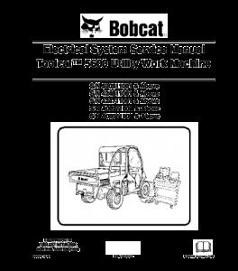Download Bobcat Toolcat 5600 Work Machine Utility Vehicle Service Repair Manual | eBooks | Automotive