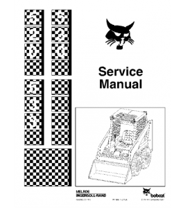 Download Bobcat 520 530 533 Skid Steer Loader Service Repair Manual | eBooks | Automotive