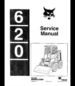 Download Bobcat 620 Skid Steer Loader Service Repair Manual | eBooks | Automotive