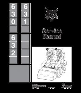 Download Bobcat 630 631 632 Skid Steer Loader Service Repair Manual | eBooks | Automotive