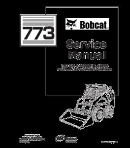 Download Bobcat 773 Skid Steer Loader Service Repair Manual   eBooks   Automotive