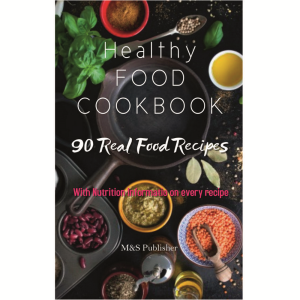 healthy food cookbook