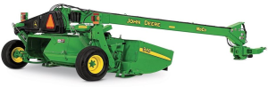 john deere 946, 956 center pivot rotary mower-conditioners all inclusive technical manual (tm1824)