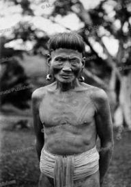 ukit tribesma, borneo, charles hose, 1896
