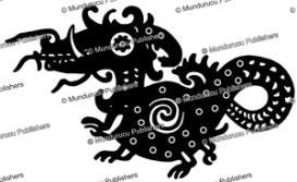 borneo dragon design, borneo