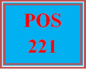 pos 221 week 3 individual: group policy and storage