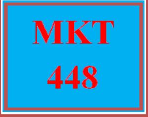 mkt 448 week 5 digital analytics and predictive analyses
