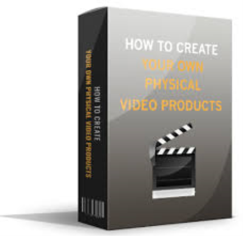 Second Additional product image for - How To Create Your Own Physical Video Products
