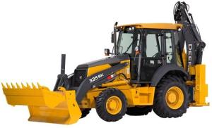 download john deere 325sk backhoe loader sn. from c235589 operator's manual omt328142