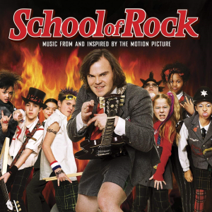 school of rock music from and inspired by the motion picture (2003) (atlantic records) (17 tracks) 320 kbps mp3 album