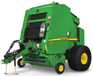 john deere 459s, 559s silage special; 459,559 round balers all inclusive technical manual (tm121119)